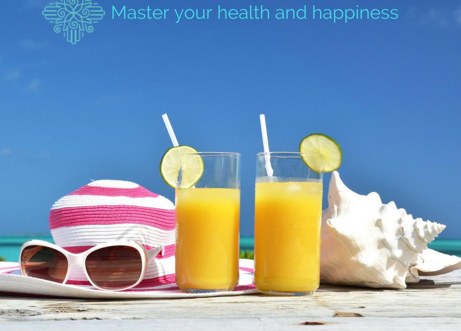 Mijn 5 beste tips voor een fitte vakantie