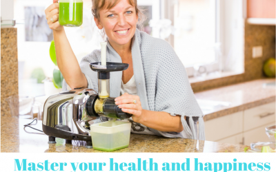 Greenjuice – waarom ik dit elke dag drink