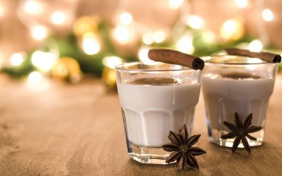 Christmas Treat – Vegan Kaneelcreme